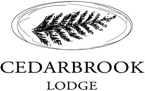 Cedarbrook Lodge logo