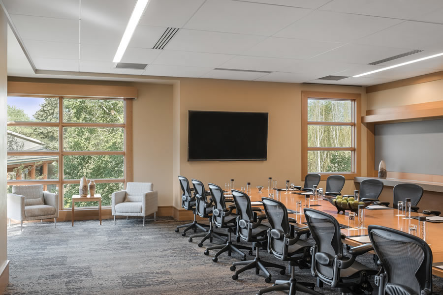 Brightwood boardroom