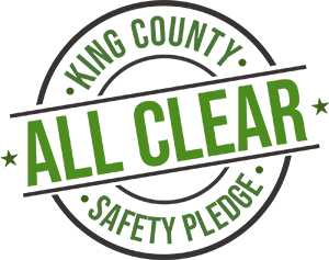 King County all clear