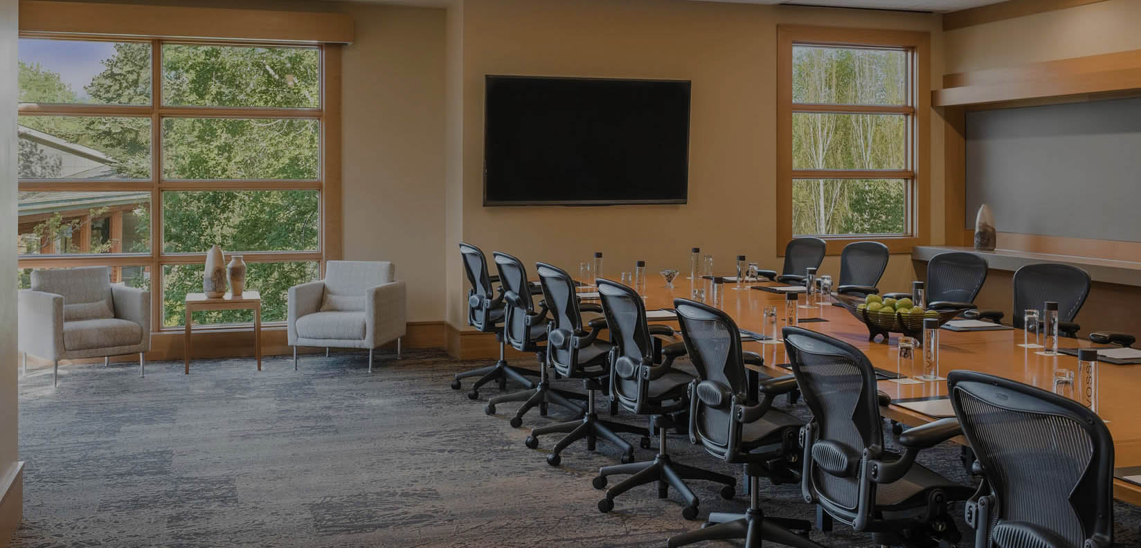 Brightwood meeting room