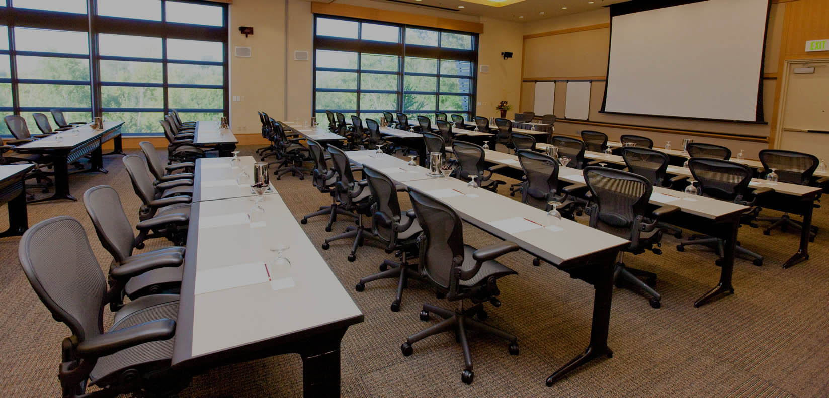 Cedars meeting room