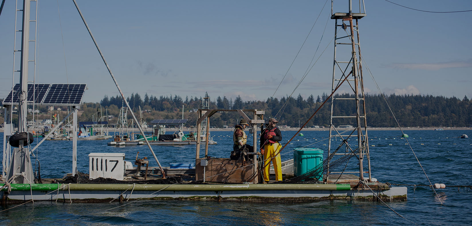 fishing on lummi island